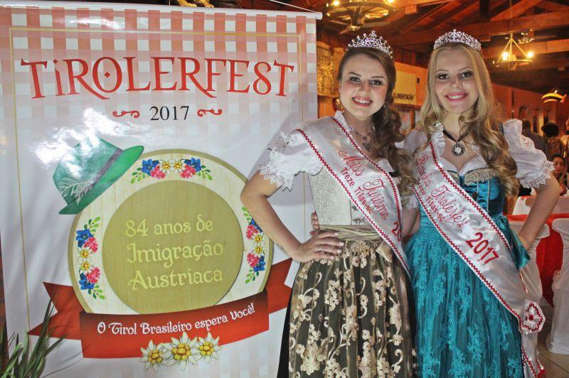 Tirolerfest 2017 é lançada oficialmente em Treze Tílias