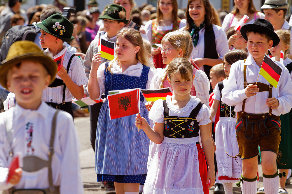 Tirolerfest celebra a cultura austríaca em Treze Tílias