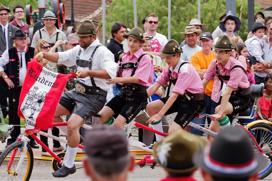 Município de Treze Tílias lança programação da Tirolerfest 2016 – Data 16/06